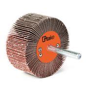 Immagine per la categoria Ruote lamellari in tela abrasiva con gambo
